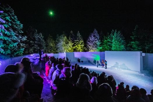 Skábmagovat - alkuperäiskansojen elokuvafestivaali Inarissa