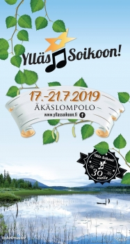 Ylläs Soikoon! 17.-21.7.2019