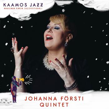 Kaamosjazz. Johanna Försti Quintet, Dj Bunuel @ Santa's Hotel Tunturi Lutto - Yökerho