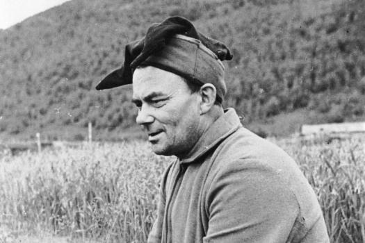 Johan Nuorgam – Saamelaisten kulttuurilähettiläs, Siida, Inari