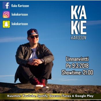 Kake Karisson, Linnanvintti, Saariselkä