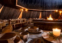 LAPPISH DINNER BY OPEN FIRE - EVERY THURSDAY