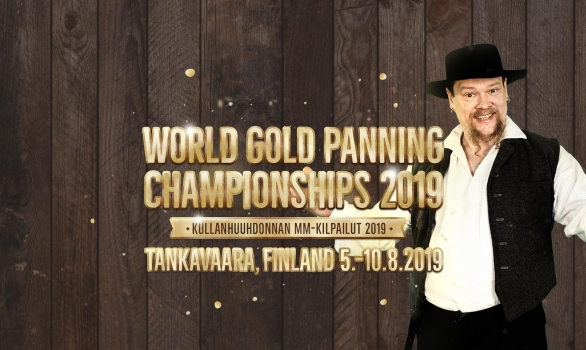 World Gold Panning Championships 2019