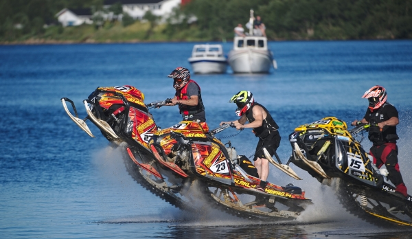 Watercross Ivalo 2019