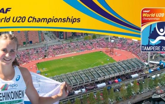Nuorten yleisurheilun MM-kilpailut Tampereella