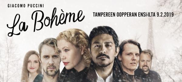 Tampere-talon tapahtumat helmikuulta