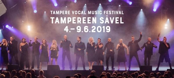 Tampere-Talon tapahtumat kesäkuussa