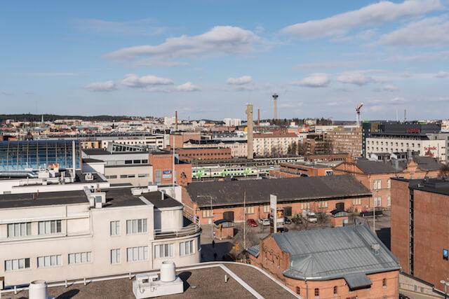 Tampereen juhlatilat