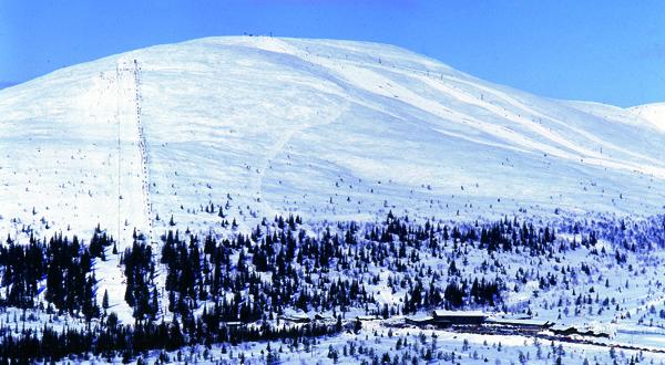 ski resort frontpage lapland hotels