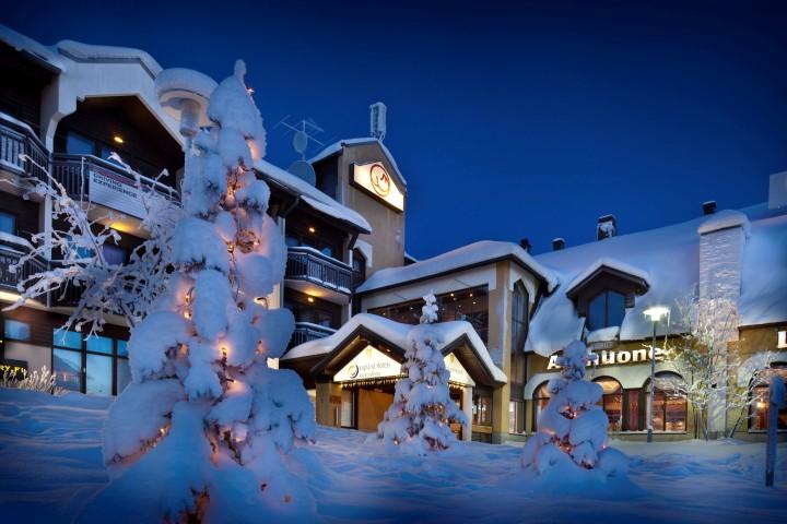 Hotel Levi Spa Lapland