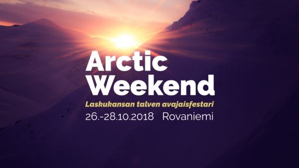 Arctic Weekend, Rovaniemi