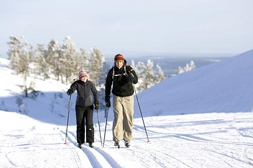 59. Napapiirin hiihto, Rovaniemi