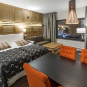 lapland-hotel-lumi-twin-with-sauna-and-kitchenette