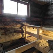 luostotunturi-log-cabins-sauna