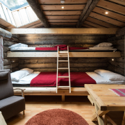 one-renovated-log-cabin-with-skylight