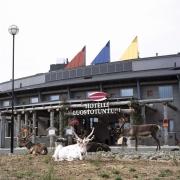 lapland-hotel-luostotunturi-out-door-at-summertime