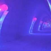 corridor-snowvillage-lainio2010