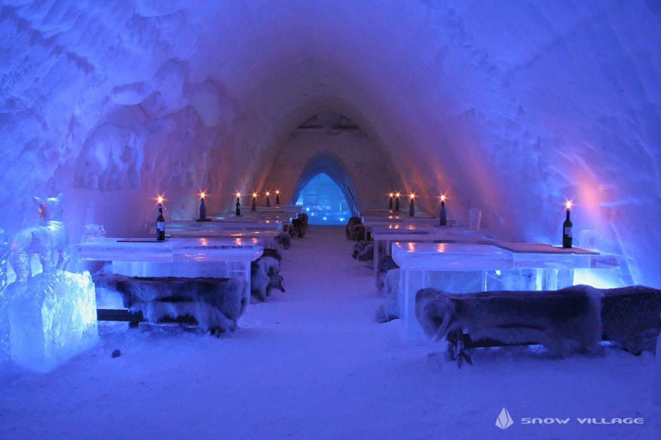 Lapland Hotels Snowvillage Lapland Hotels